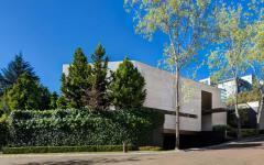 architecture contemporaine résidentielle maison moderne