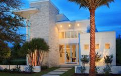 Belle maison d'architecte au design luxe