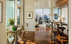 intérieur appartement moderne luxueux lumineux