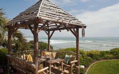 maison de vacances côtière rustique