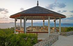 extérieur design luxe face plage
