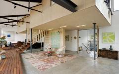architecture intérieure atypique créative loft de ville
