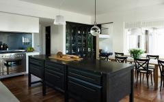 spacieuse cuisine maison moderne de ville