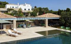 belle demeure maison méditerranéenne grèce