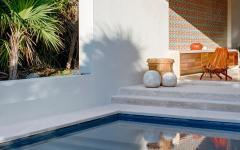 piscine de luxe villa contemporaine à louer
