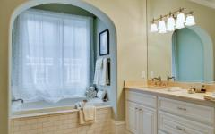 salle de bain simple traditionnelle