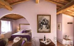 appartement de luxe hôtel boutique toscane