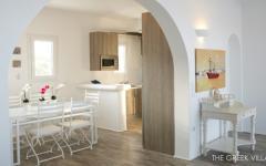cuisine villa de vacances de luxe