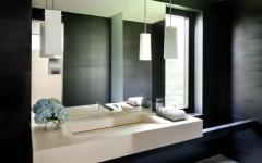 toilettes design déco minimaliste zen