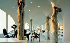 design intérieur futuriste maison écologique originale suisse