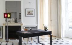 intérieur rétro élégant luxe maison