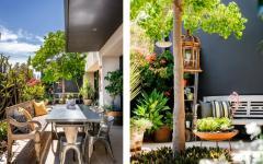 aménagement outdoor maison de ville