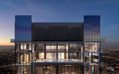 immeuble de luxe penthouse miami
