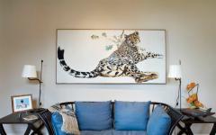 ameublement design luxe villa hawaï