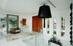 intérieur design moderne art de standing