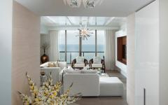 intérieur au design élégant appartement