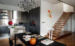 appartement duplex intérieur