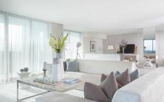 intérieur design unique luxe appartement mer