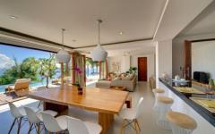 villa de vacances exotiques luxe