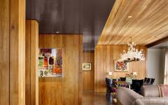 séjour rustique appartement luxueux