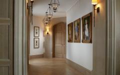 intérieur rustique maison de vacances luxe