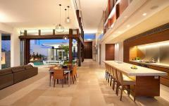 pièce de luxe résidence de prestige