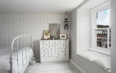 intérieur design scandinave cottage anglais de vacances