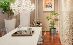 salle à manger loft design