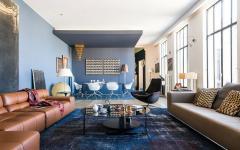 décoration éclectique intérieur appartement
