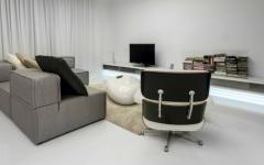 ameublement contemporain loft design