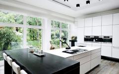 cuisine design maison de charme d'archi pologne