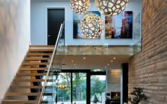 intérieur moderne design luxueux