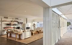 intérieur moderne luxe maison corniche marseille