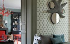 intérieur décoré maison familiale