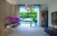 intérieur moderne spacieux résidence de haut standing