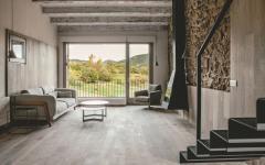 belle demeure rustique intérieur