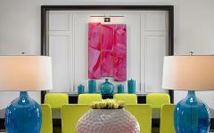 ambiance colorée design intérieur créatif