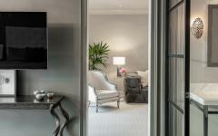 intérieur appartement duplex luxe