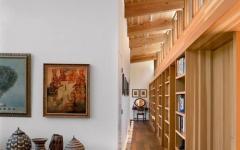 intérieur en bois maison en bois moderne
