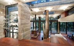 intérieur design esthétique idées aménagement maison d'architecte
