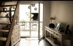 Maison loft vivons maison - Loft industriel design retro rustique ...