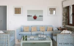 séjour villa de vacances en Grèce