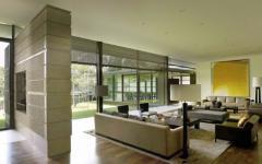 intérieur luxe et prestige unique lieux maison contemporaine