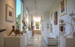 intérieur décoration artistiques statuettes tableaux