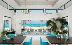design maison de vacances luxe