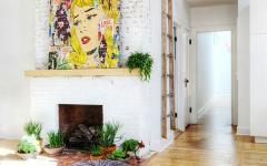 séjour unique design créatif maison de ville
