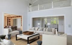 intérieur design élégant en blanc
