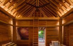 belle demeure en bois construction exotique