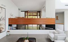 intérieur minimaliste luxe maison citadine