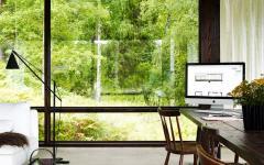 intérieur lumière maison architecture contemporaine
